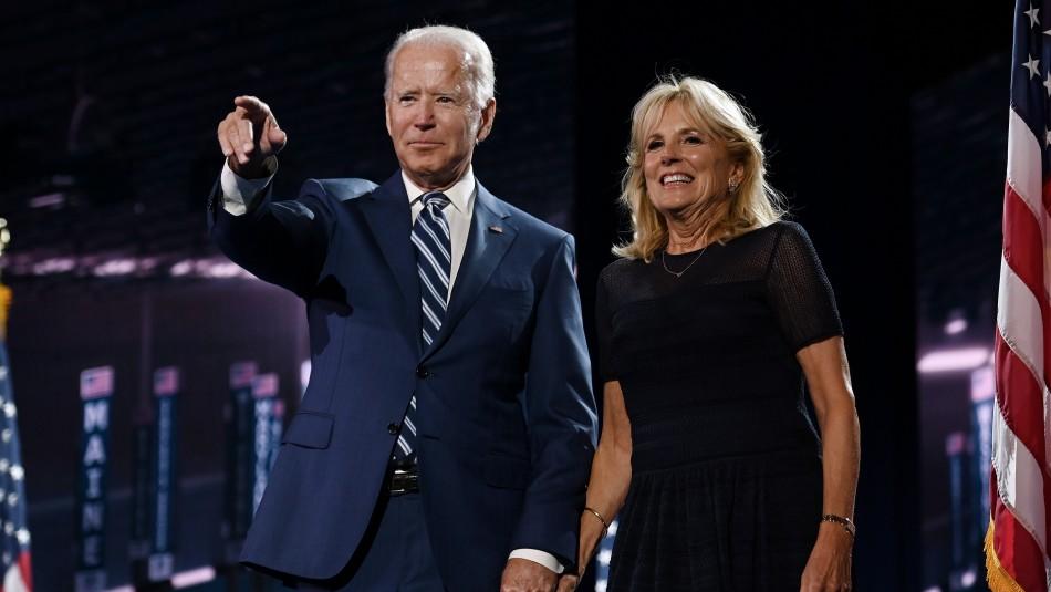 Jill Biden: La posible futura dama de EE.UU que asegura