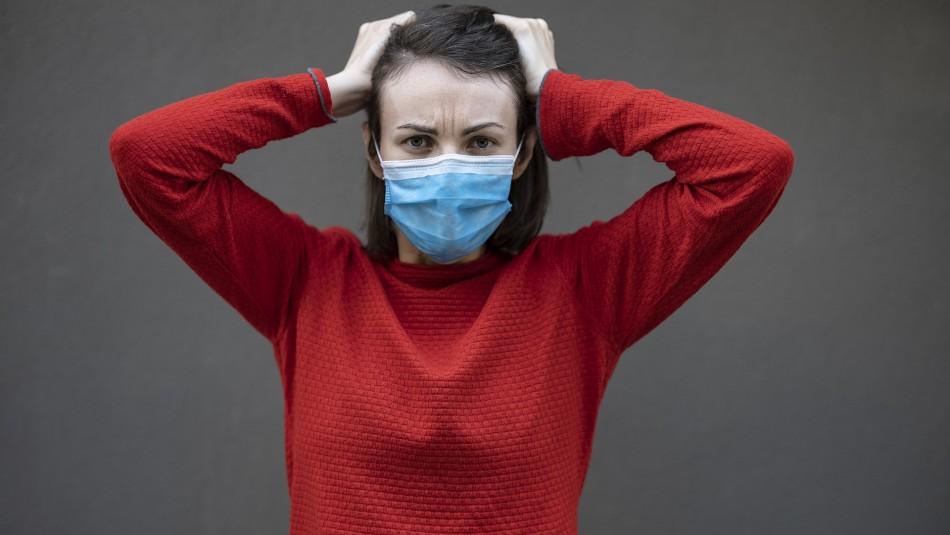 Pacientes recuperados del coronavirus podrían padecer ansiedad o depresión