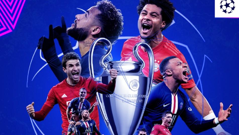 Sigue la gran final de la Champions League.