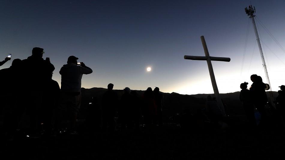 Las mejores zonas para ver el Eclipse Solar.