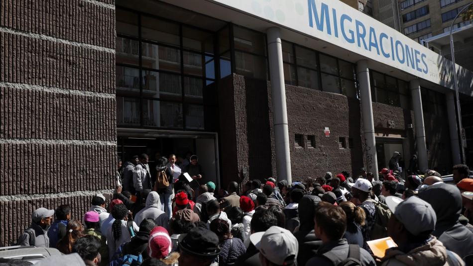 Realidad extranjeros en Chile ante pandemia.