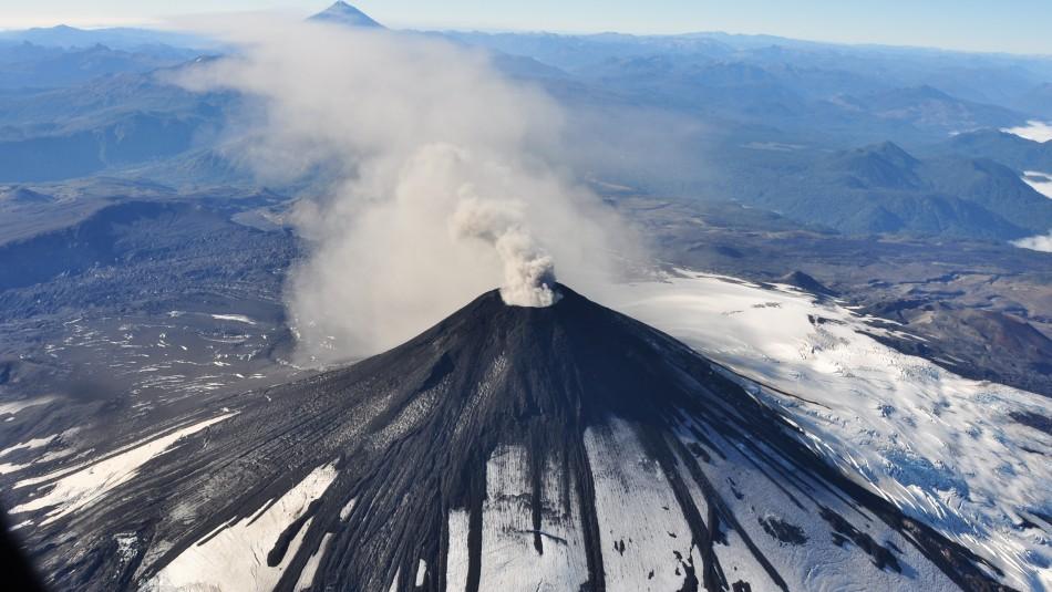 Estudio chileno permitiría prever actividad de  volcanes a partir de eventos sísmicos