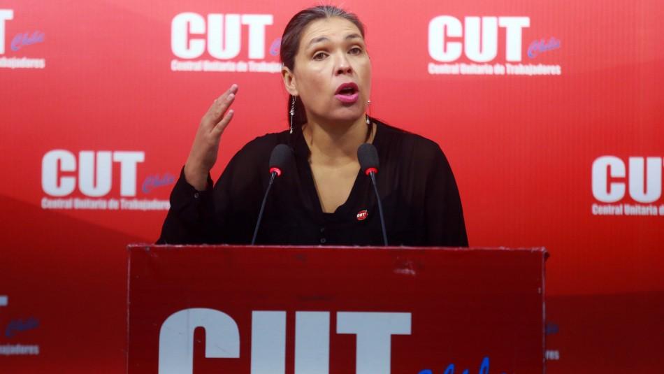CUT propone aumentar el sueldo mínimo a $400 mil