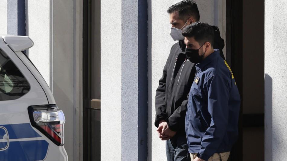 Abogado de excarabinero detenido: