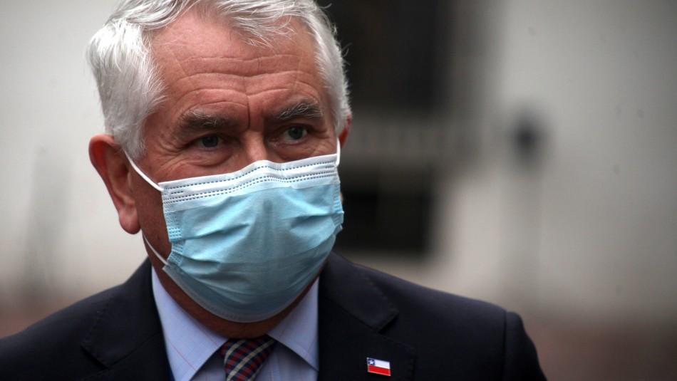 Balance coronavirus: Minsal reporta 52 muertos y más de 1.900 contagios