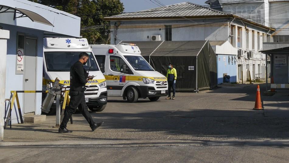 Investigan en Hospital de Quillota la entrega por error de cuerpo de bebé fallecido