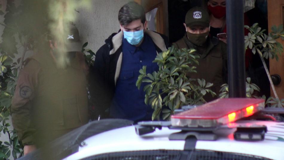 Gendarmería descarta maltrato a Calderón Argandoña: