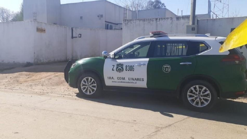Era carabinera: Encuentran cadáver de mujer en maletero de un auto cerca de motel de Linares