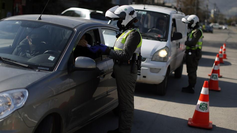 Comisaría Virtual: Se otorgó casi 1 millón de permisos temporales en las últimas 24 horas