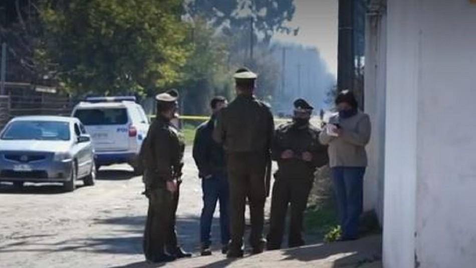 Carabinero es el principal sospechoso del homicidio de otra funcionaria policial en Linares