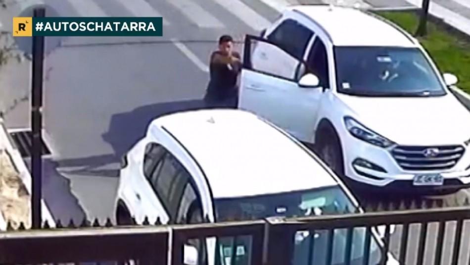 Autos chatarra: Más de mil vehículos han sido robados en el último mes
