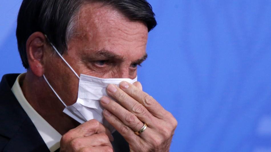 Jair Bolsonaro amenaza a periodista: