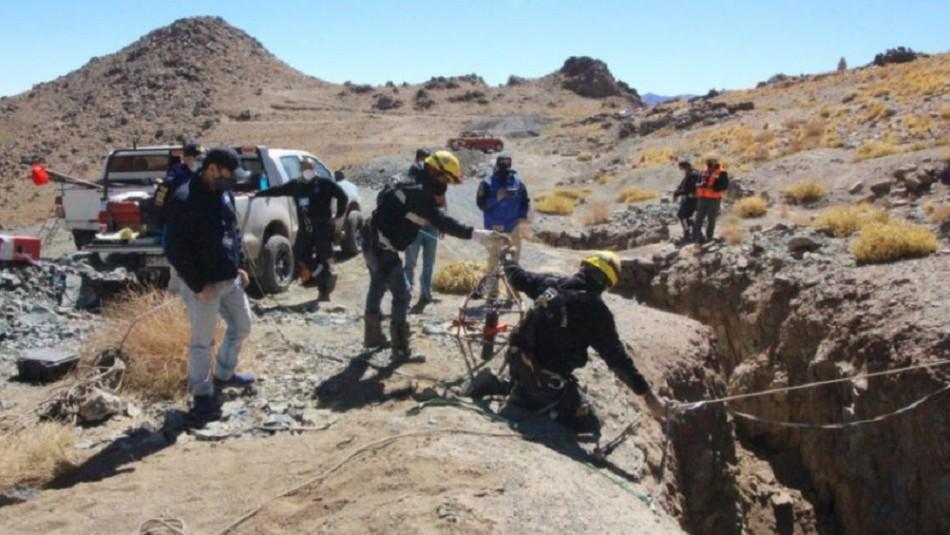 Copiapó: Reanudan búsqueda de Catalina Álvarez con peritajes en piques mineros