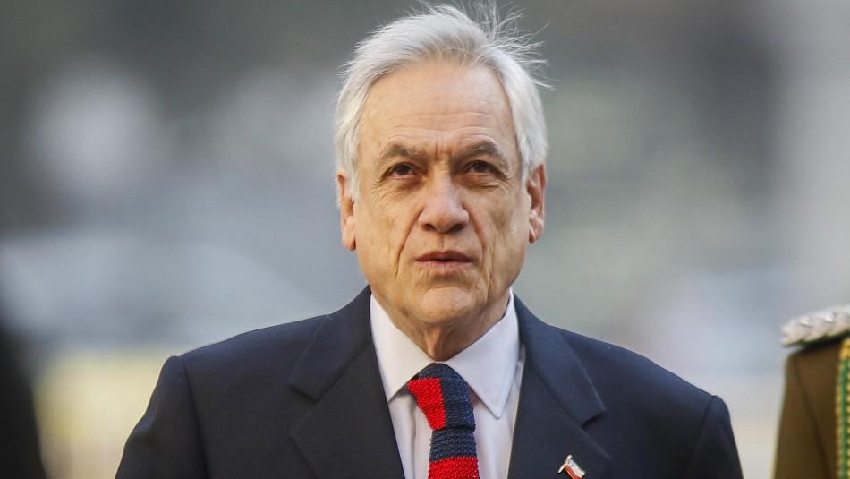 Sebatián Piñera:
