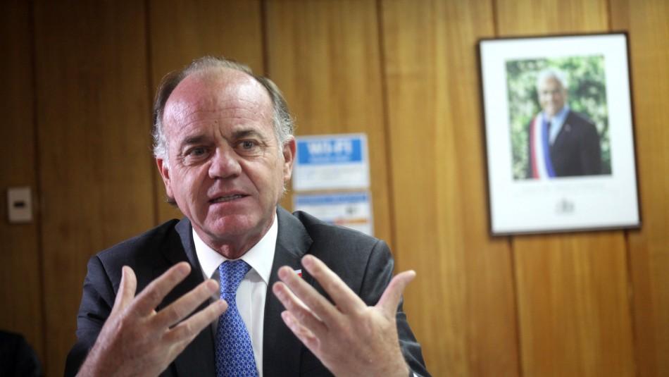Ministro Walker por Parque Nacional en Región Metropolitana: