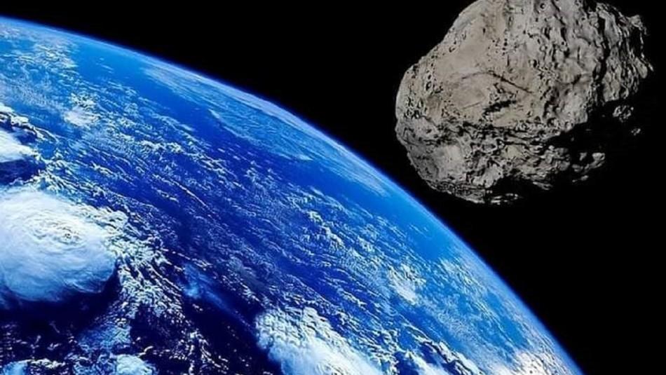 Asteroide se acerca a la Tierra en noviembre.