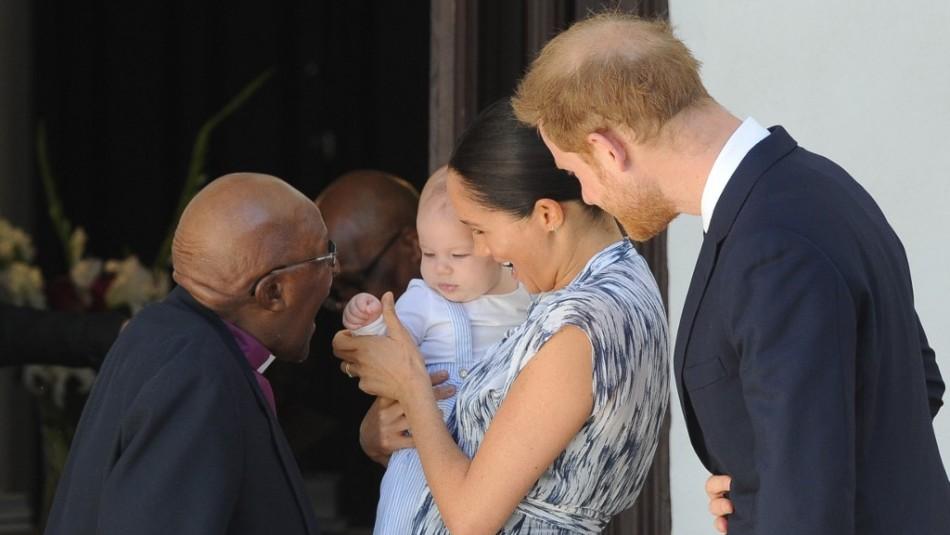 Príncipe Archie: Este es el día exacto en que el hijo de Harry y Meghan asumirá su título real
