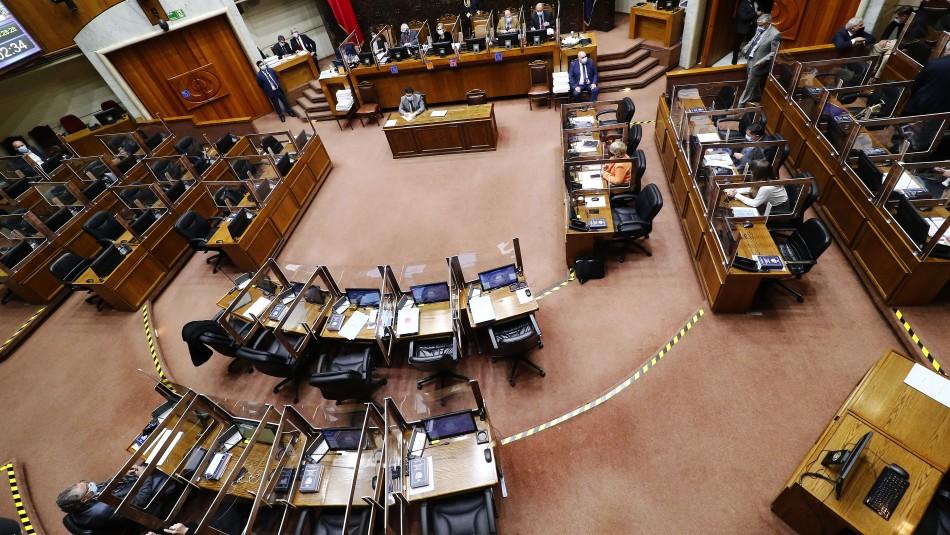 Despachan a ley reforma que regula el financiamiento de campañas para el plebiscito