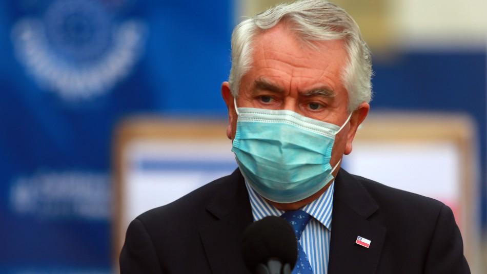 Balance coronavirus: Con 1.406 nuevos casos Chile supera los 400 mil contagios