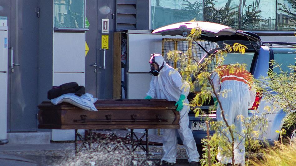 Detectan incongruencias en número de fallecidos por coronavirus reportados por el Minsal