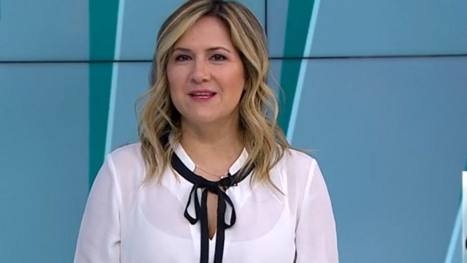 Michelle Adam anuncia posibilidad de aguanieve en la RM y tormentas eléctricas en Valparaíso