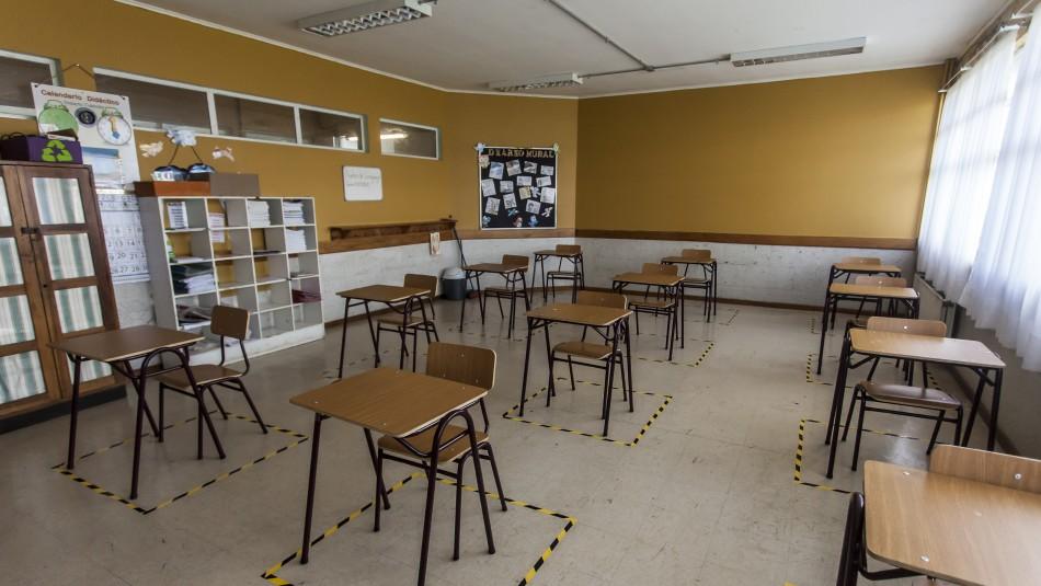 Colegio de Profesores:
