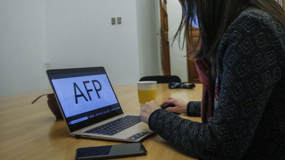Creador de proyecto retiro fondos AFP 2.0: