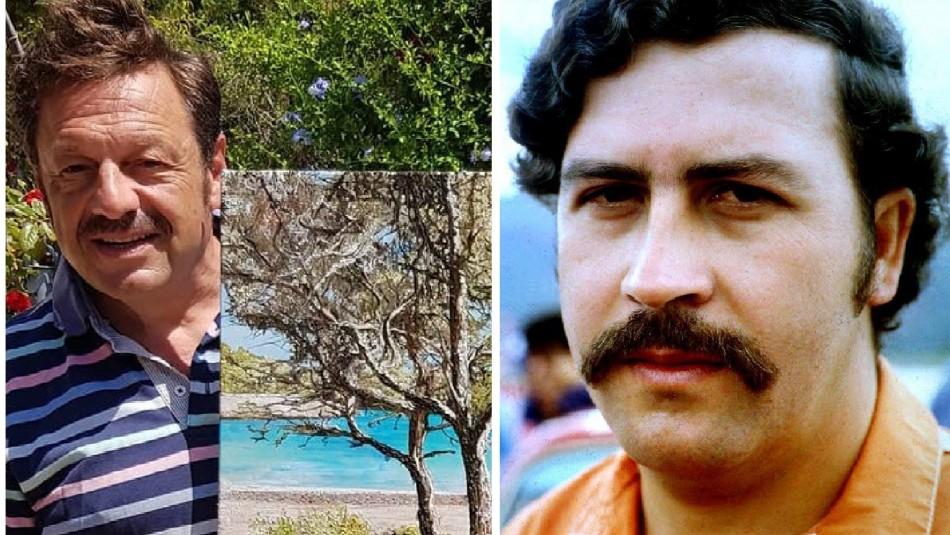Pablo Escobar habría dejado millonario tesoro: Supuesto primogénito tiene los códigos secretos