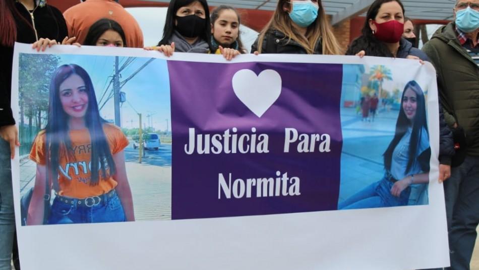 Decretan prisión preventiva para excarabinero imputado por el femicidio de Norma Vásquez