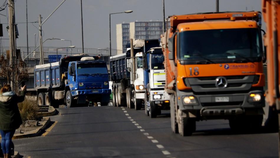 Gobierno espera que camioneros no bloqueen carreteras: