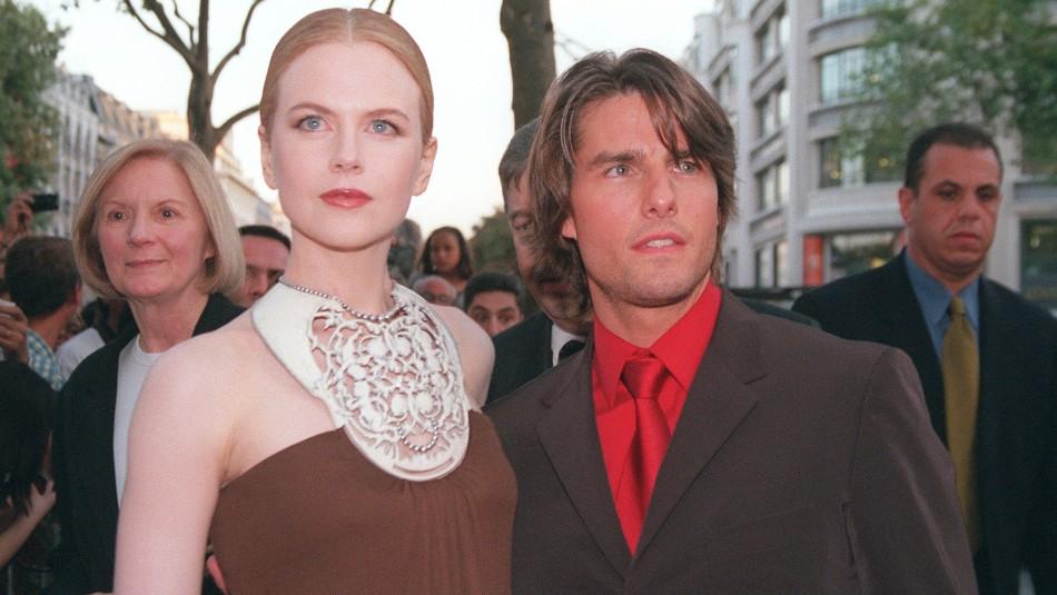 Selfie de la hija de Tom Cruise y Nicole Kidman causó furor en las redes sociales