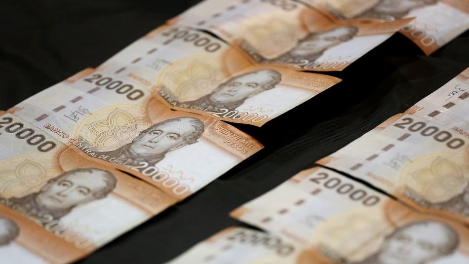 Carabineros busca a dueño de dinero perdido: Se trata de más de un millón de pesos