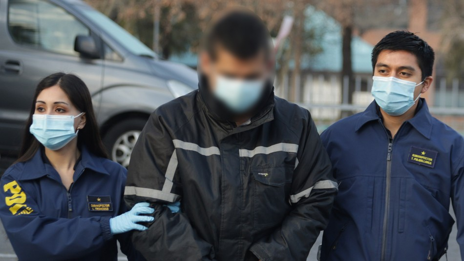 Prisión preventiva para sujeto que sustrajo a niña desaparecida en El Bosque