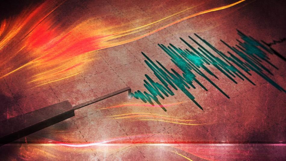 SHOA descarta tsunami en costas de Chile tras temblor en