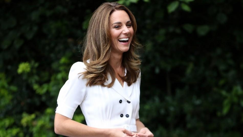 El admirable gesto de Kate Middleton con niño que sufrió la amputación de sus extremidades