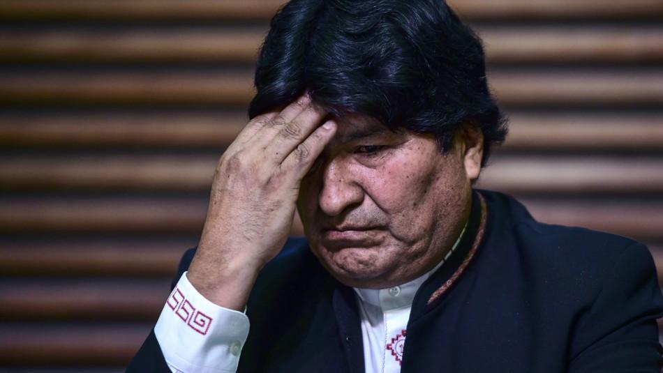 Presidenta de Bolivia: