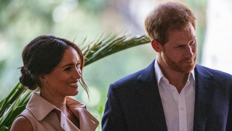 Cancha de tenis y 16 baños: Así es la lujosa mansión de Meghan y el Príncipe Harry