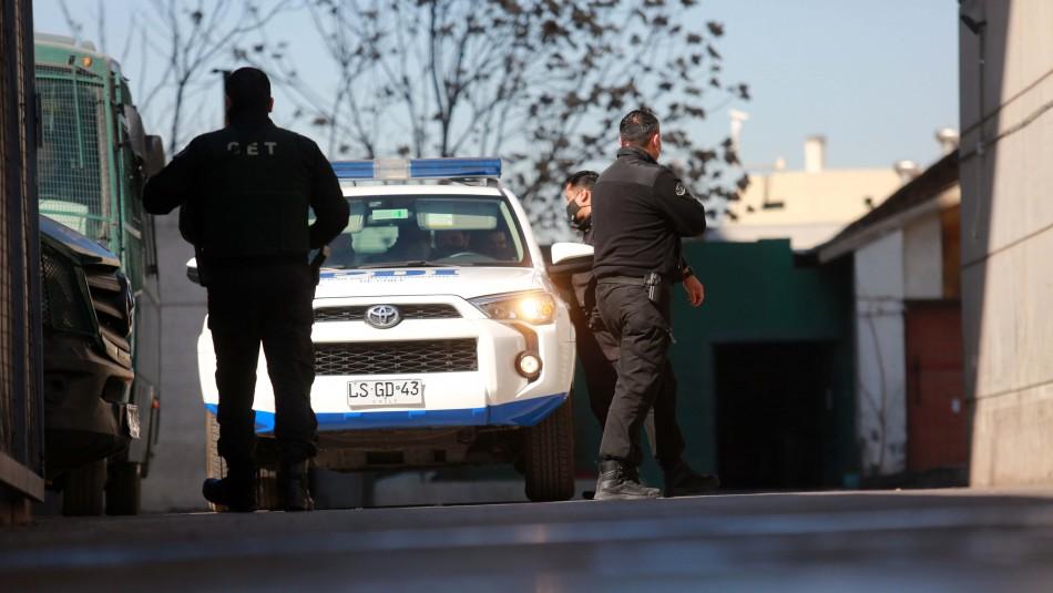 Decretan prisión preventiva para excarabinero acusado de lesionar a Fabiola Campillai