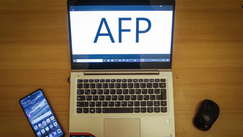 Transversal apoyo a ley express que permita retiro total de fondos AFP a enfermos terminales