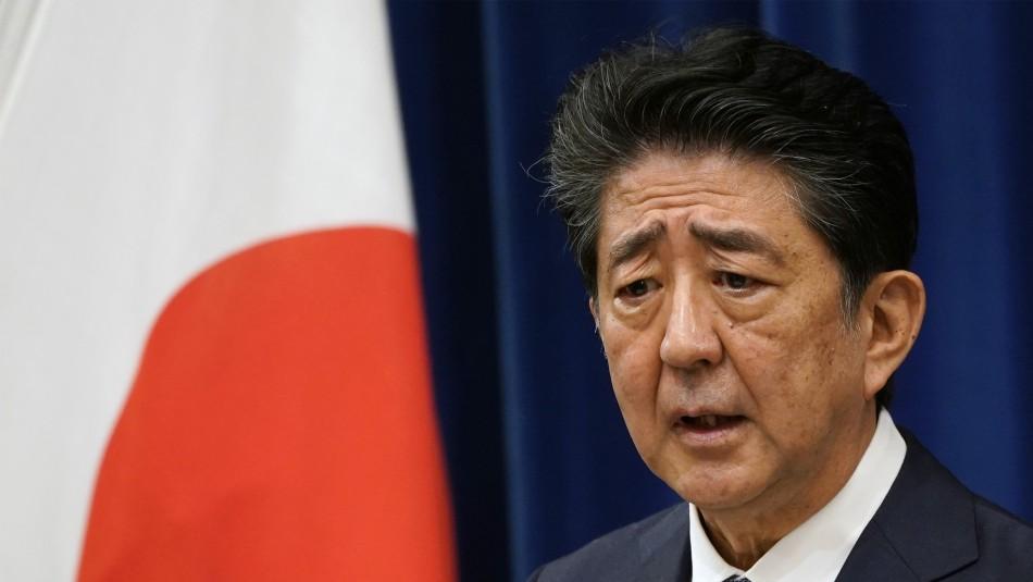 Dimite primer ministro de Japón: