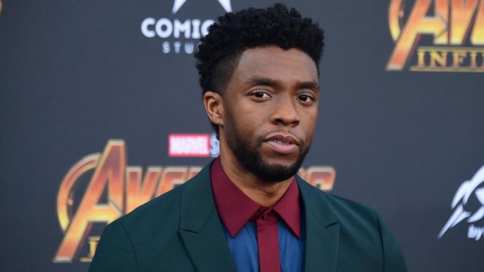 Actores de Hollywood reaccionan ante la muerte de Chadwick Boseman