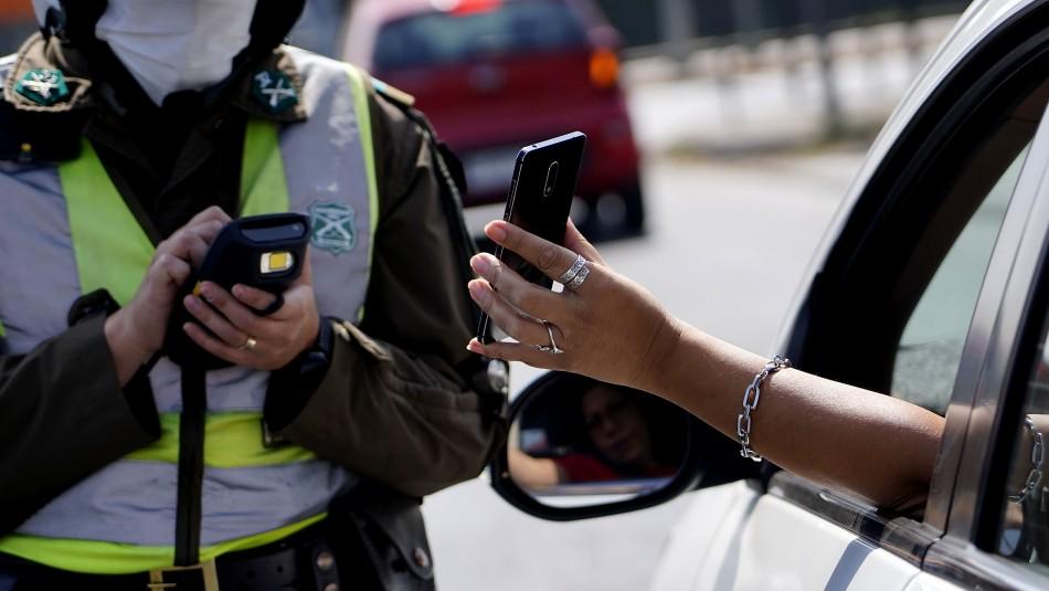 Comisaría Virtual: Se entregaron casi 1 millón de permisos temporales en las últimas 24 horas