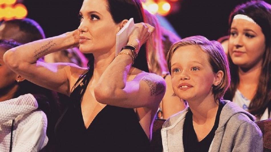 Hija de Angelina Jolie y Brad Pitt: La dramática historia familiar detrás del nombre de Shiloh