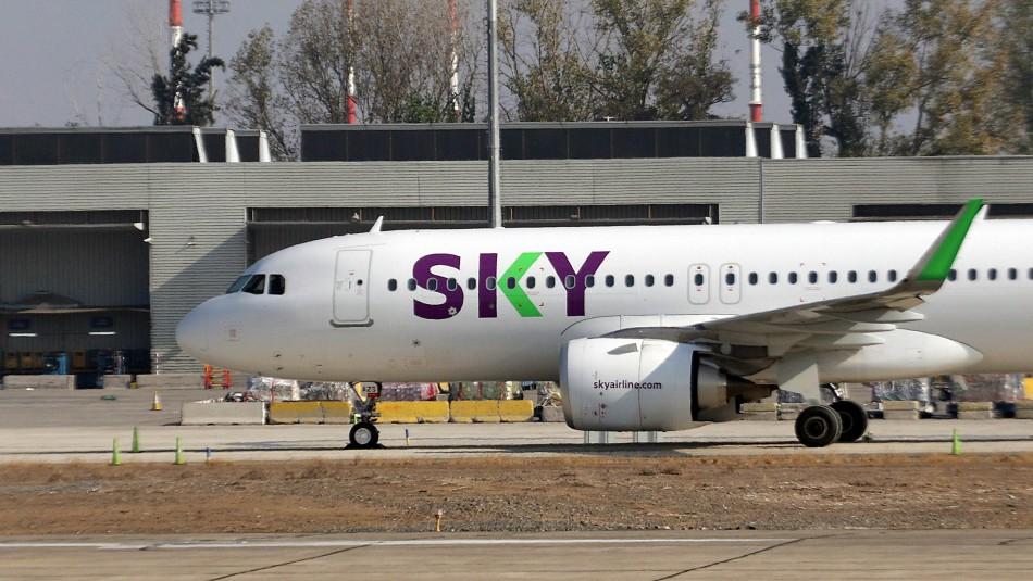 Aerolínea Sky lanza ofertas con vuelos nacionales desde $790 e internacionales desde $9.990
