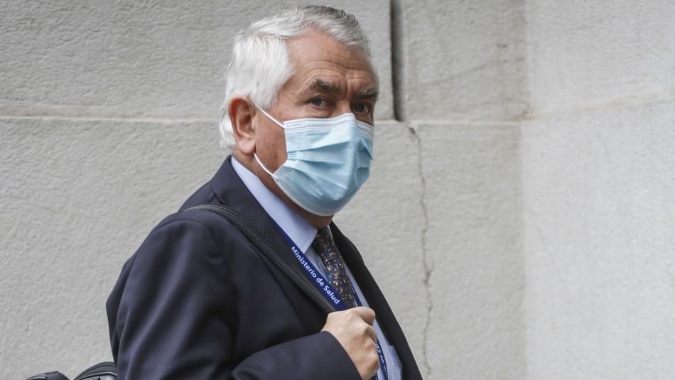 Ministro Paris denuncia que funcionaria de salud sufrió agresión sexual en residencia sanitaria