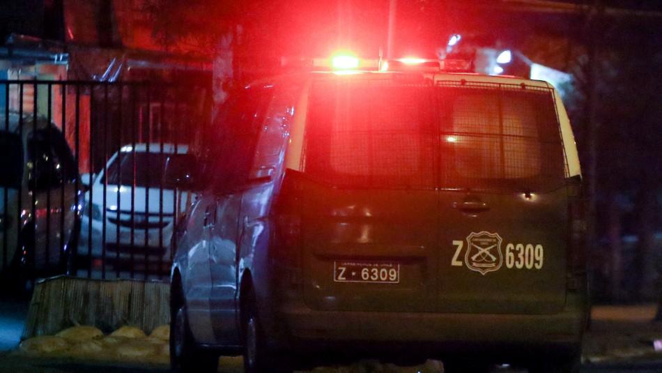 Investigan atropello de furgón de Carabineros a niño de cuatro años en Lo Espejo