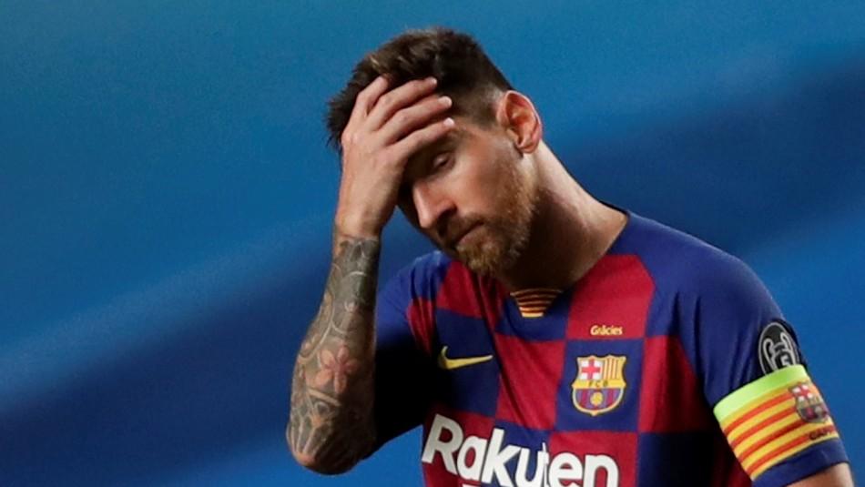 Liga española respalda a Barcelona en