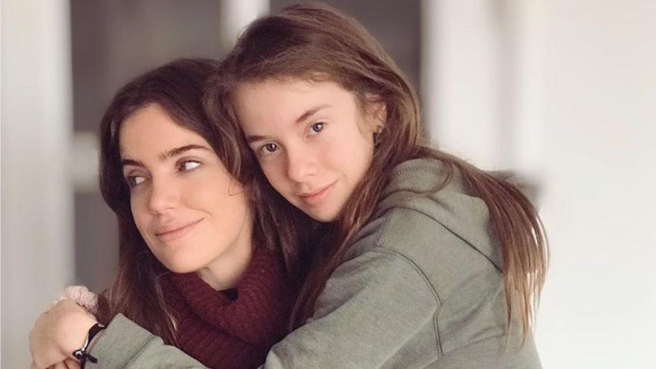 Millaray Viera comparte emotiva foto del recuerdo con su hija: