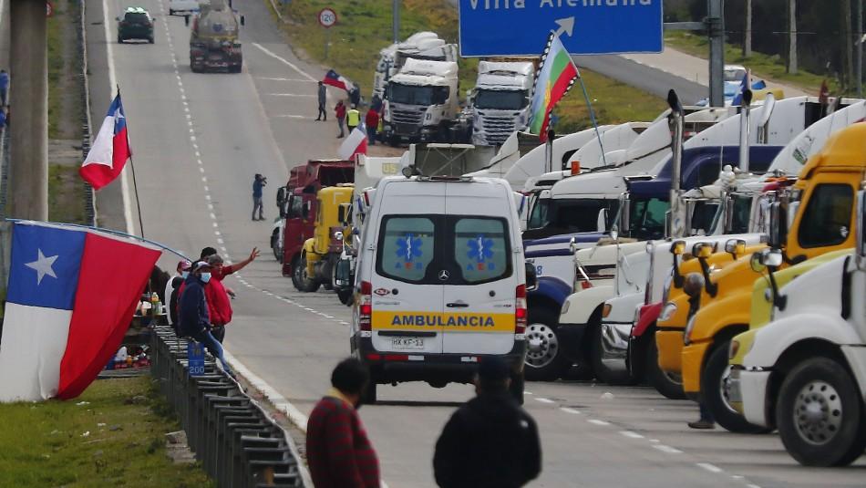 Paro de camioneros: Presidente de CNTC llama a dar