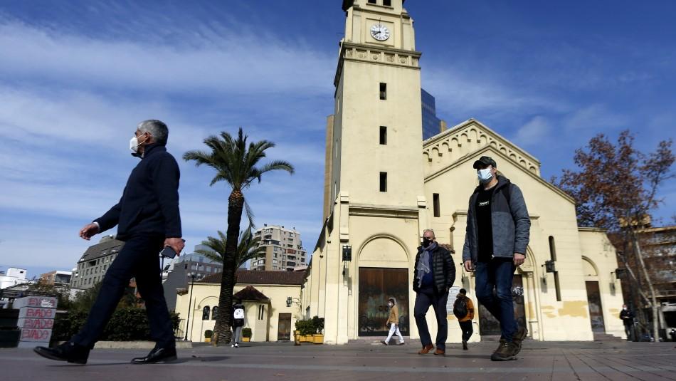 Providencia, Las Condes, Ñuñoa, Vitacura y tres comunas más pasan a etapa de
